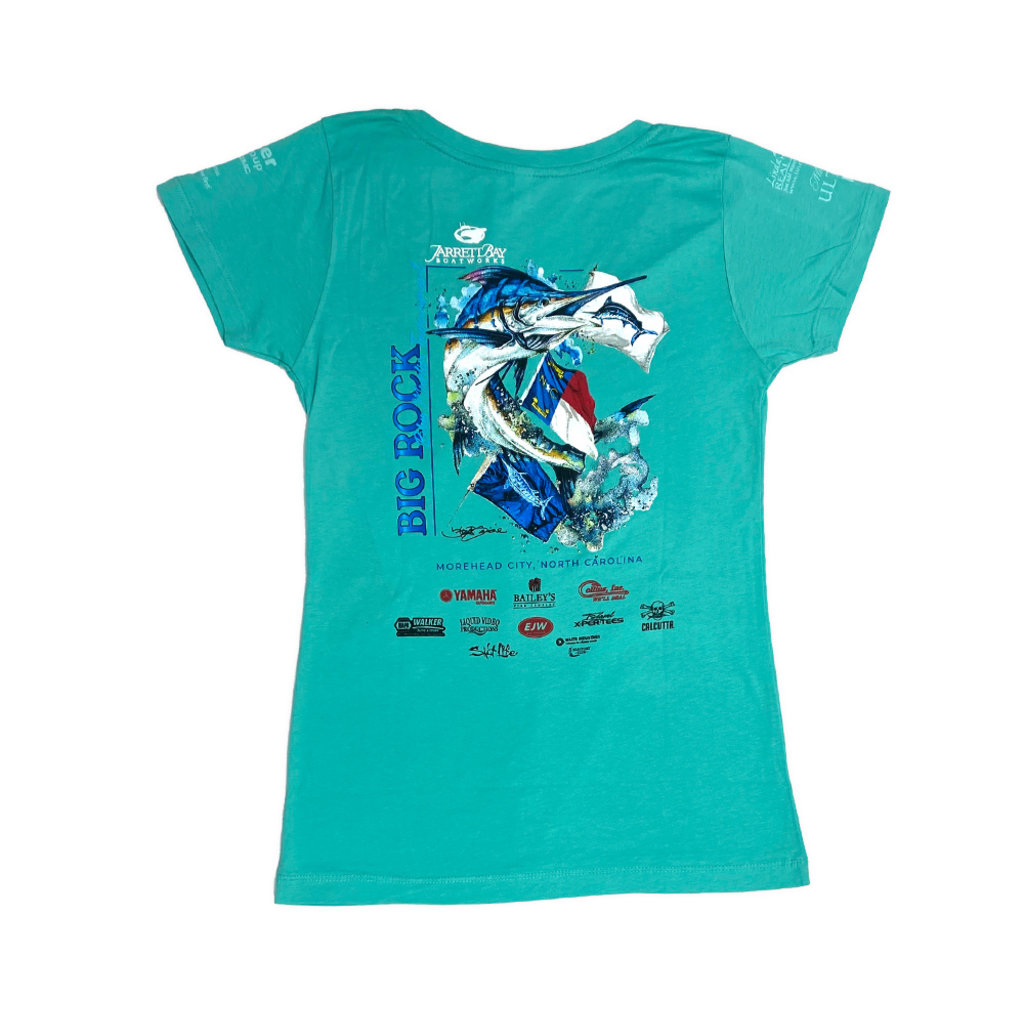 Big Rock 62nd Annual Short Sleeve V-Neck
