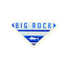 Big Rock Diamond Water Sticker