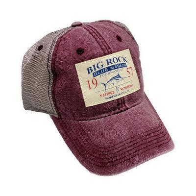 Big Rock Vintage Coordinates Patch Trucker