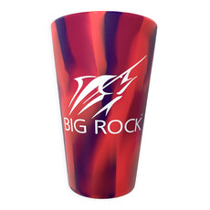 Big Rock 16 oz Streak Silipint Cup