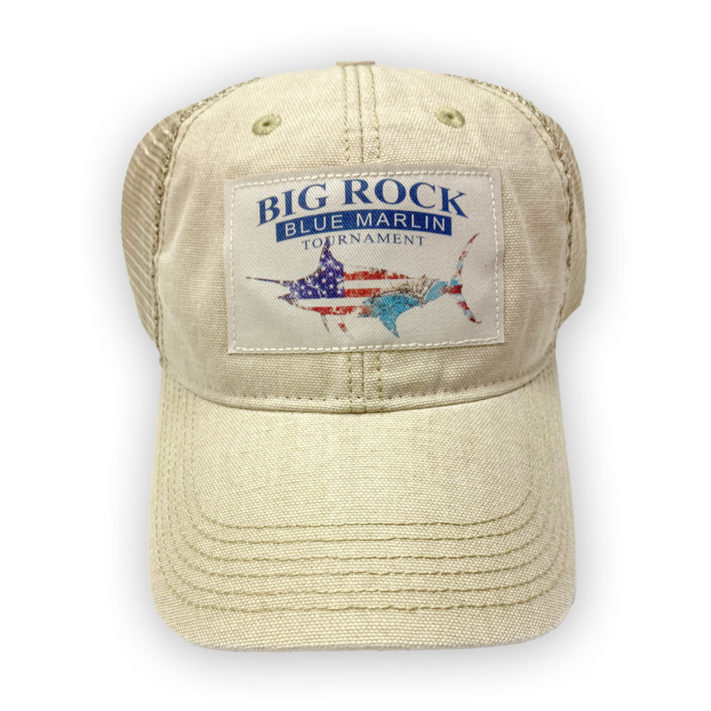 Big Rock Patriot Marlin Dashboard Trucker