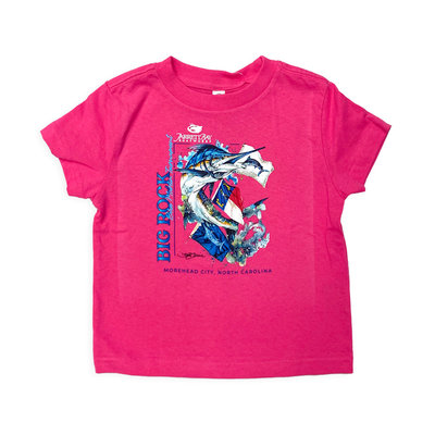 Big Rock 62nd Annual Toddler Short Sleeve T-Shirt