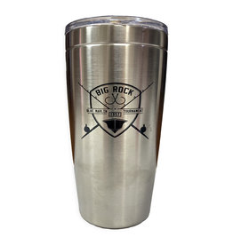Big Rock Rod & Shield Stainless Steel Tumbler