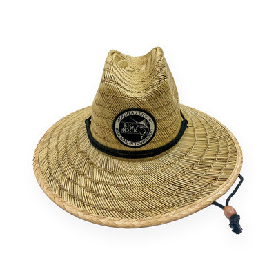 Peter Grimm Adult Lifeguard Straw Hat