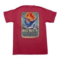 Big Rock Marlin Moon Short Sleeve T-Shirt