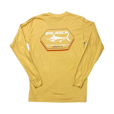 Comfort Colors Marlin Coordinates Long Sleeve T-Shirt (2 Colors)