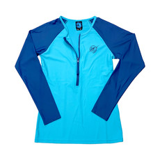 Big Rock Ladies Circle Streak 1/4 Zip Performance