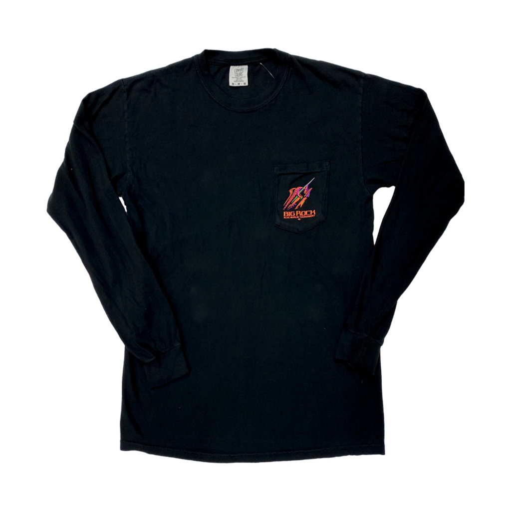 Big Rock Tribal Marlin Long Sleeve T-Shirt