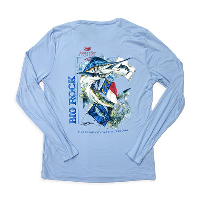 Big Rock 62nd Annual Long Sleeve Performance (7 Colors)