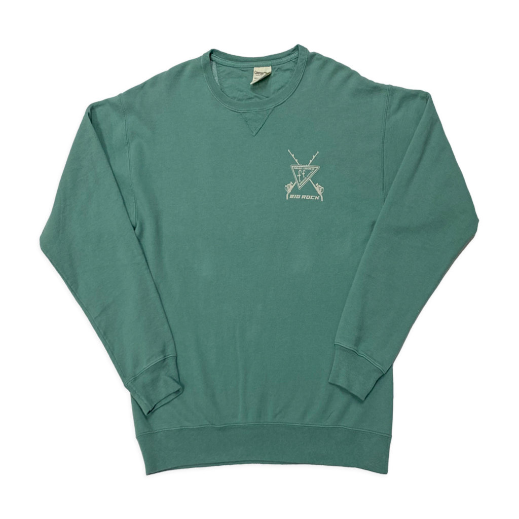 Big Rock Diamond Rods Crewneck Sweatshirt