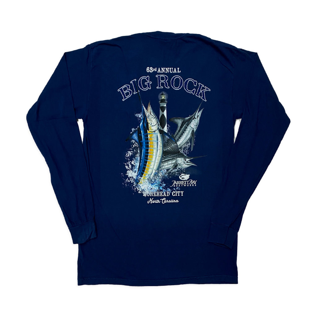 Comfort Colors 63rd Annual Long Sleeve CC T-Shirt