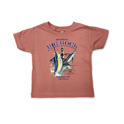 Big Rock Infant 63rd Annual Short Sleeve T-Shirt (5 Colors)