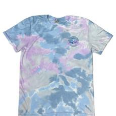 Big Rock Circle Sun Tie Dye T-Shirt