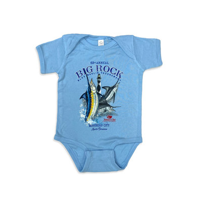 Big Rock Infant 63rd Annual Onesie (2 Colors)
