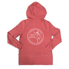 Big Rock Madison Marlin Ladies Crossover Hoodie