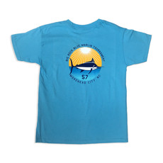 Big Rock Youth Sun Fish Short Sleeve T-Shirt