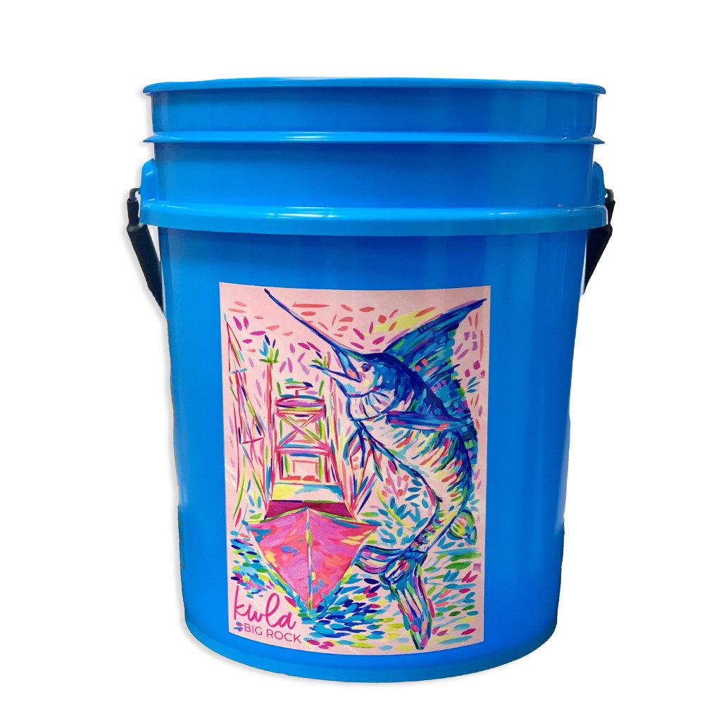 24th Annual KWLA Bucket
