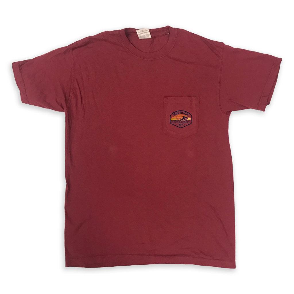 Big Rock Pata Billfish Short Sleeve T-Shirt