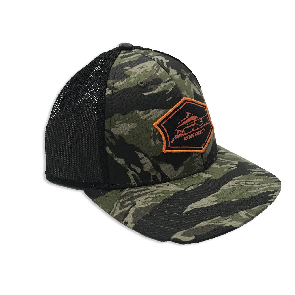 Pukka Cut Through Rod Patch Trucker