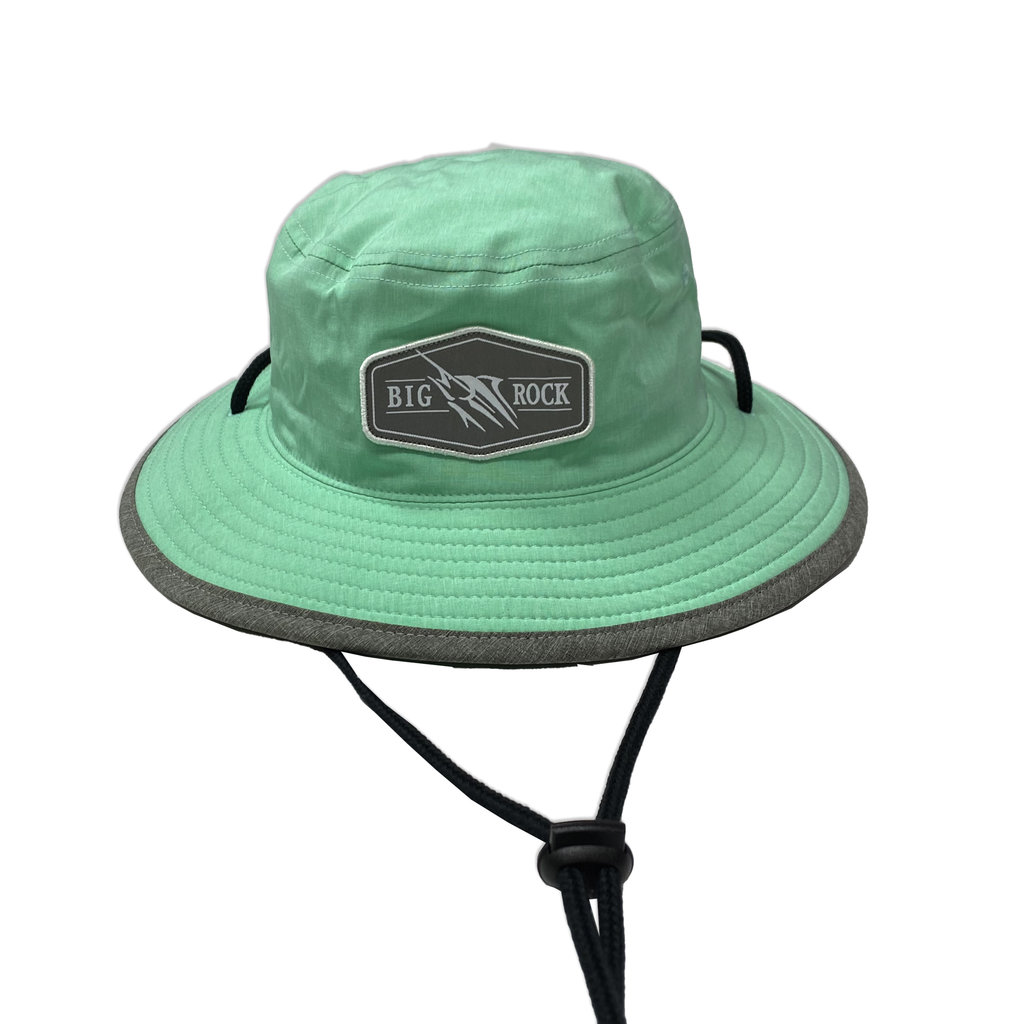 Pukka Boonie Hat Middle Left Streak Patch