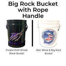 Big Rock Bucket Rope Handle