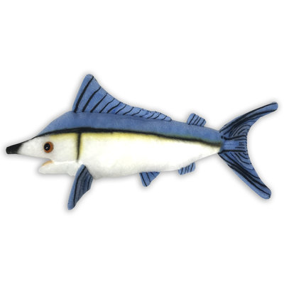 Cabin Critter Plush Fish 10""