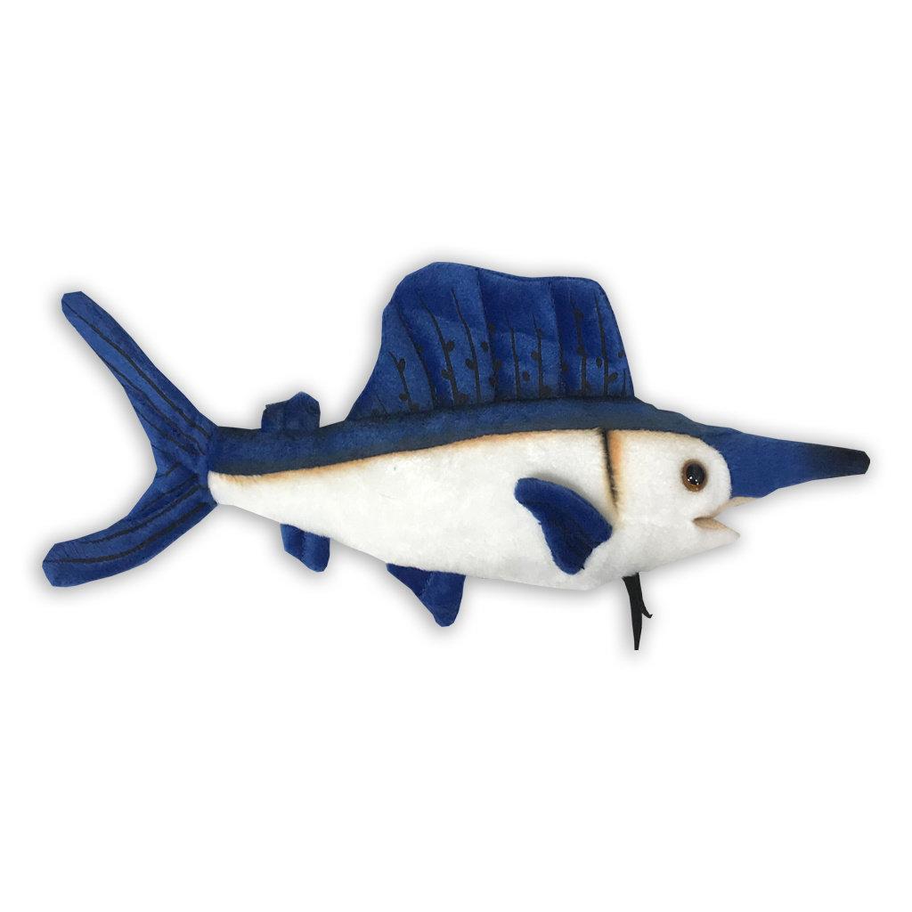 """Cabin Critter Plush Fish 10"""""""