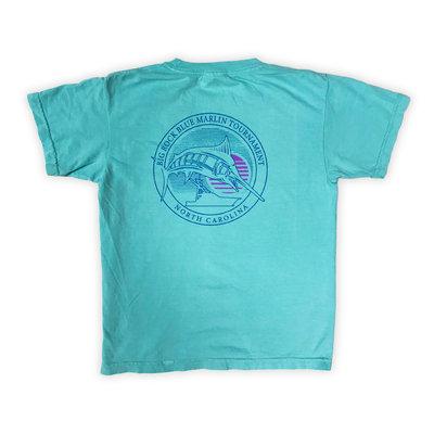 Big Rock Youth Circle Sun Short Sleeve T-Shirt (2 Colors)