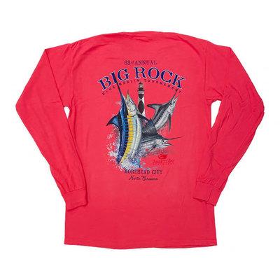 Big Rock 63rd Annual Long Sleeve T-Shirt No Pocket