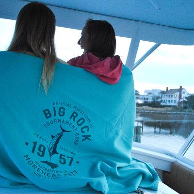MV Sport Tournament Gear Blanket Ocean
