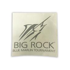 "Big Rock 5"" Streak Translucent Sticker"