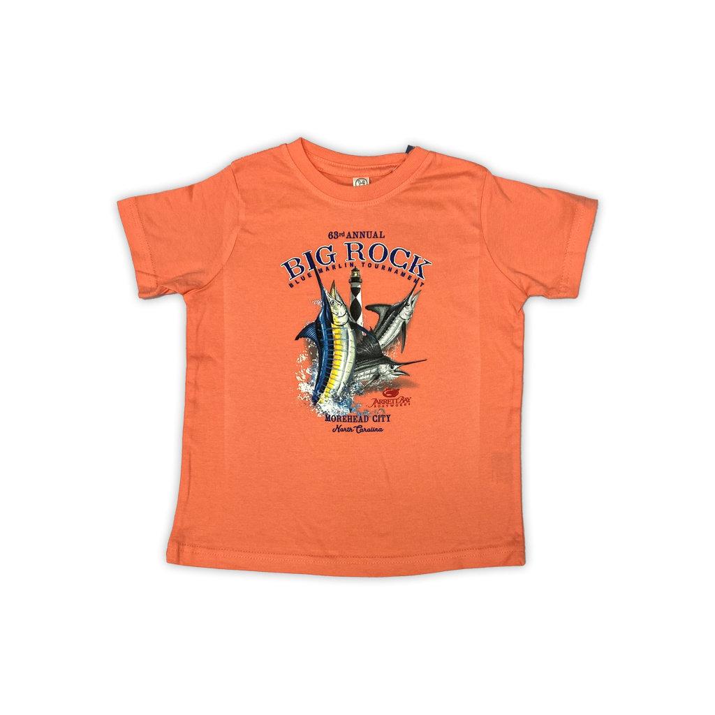 Big Rock Toddler 63rd Annual Short Sleeve T-Shirt
