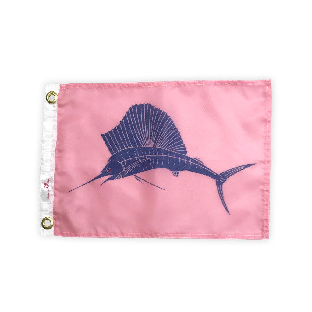Big Rock Release Flag