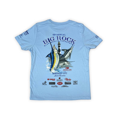 Big Rock Youth 63rd Annual S/S Performance Shirt