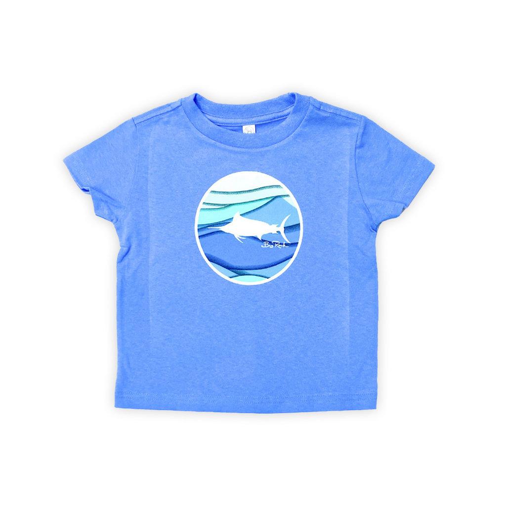 Big Rock Infant Coastal Wave T-Shirt