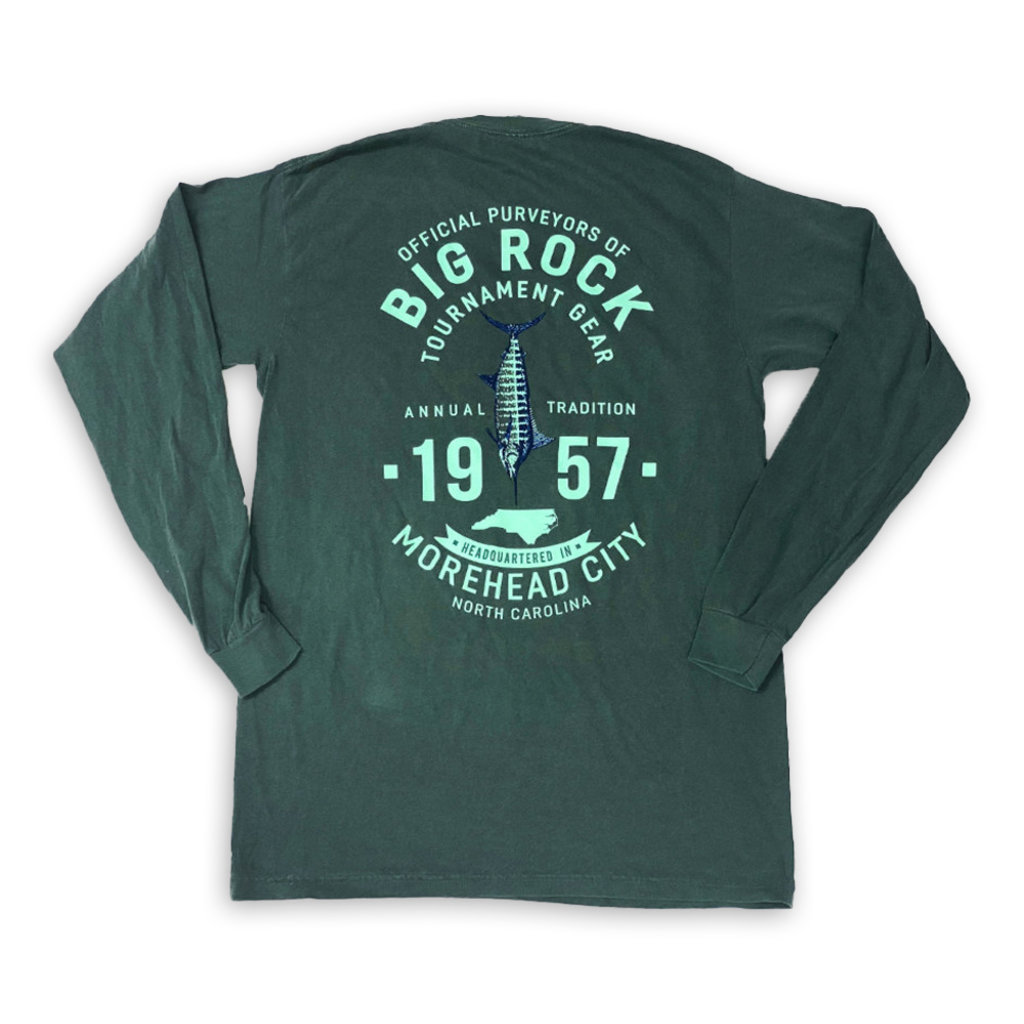 Comfort Colors BR Tournament Gear Long Sleeve T-Shirt
