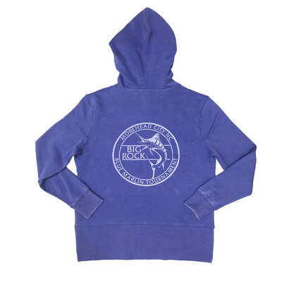 Big Rock Madison Marlin Ladies Crossover Hoodie (2 Colors)
