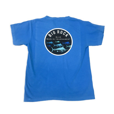 Big Rock Youth Marlin Group S/S T-Shirt (2 Colors)