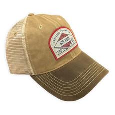 Big Rock Diamond Arch Waxed Canvas Hat