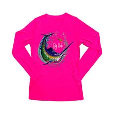 Big Rock 23rd KWLA X BR V-Neck Performance Shirt