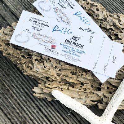Bailey's Raffle Ticket 2021