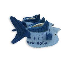 Big Rock Infant Marlin Booties
