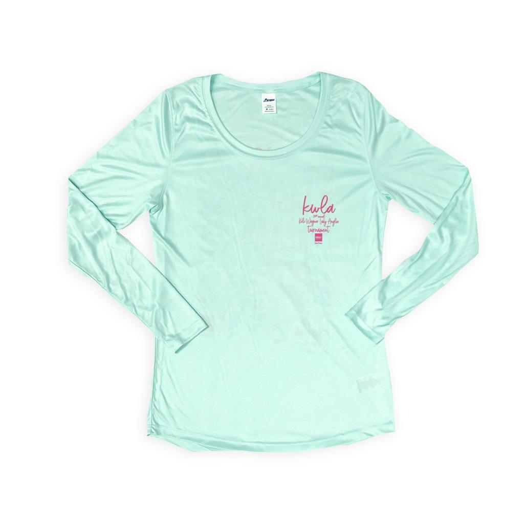 Big Rock Ladies 24th Annual KWLA Long Sleeve Performance Shirt