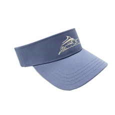 Pukka Cut Through Rod Twill Visor