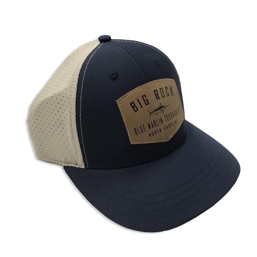 Pukka Leather Pentagon Patch SPF 50+ Hat