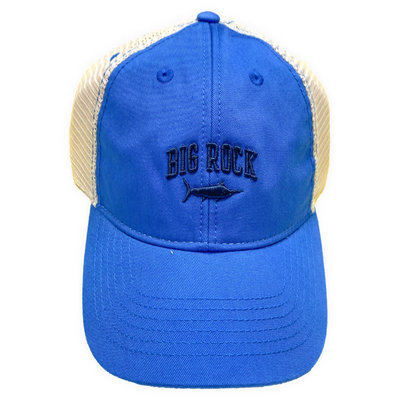 Big Rock Big Rock Mini Marlin Hat Pacific Blue