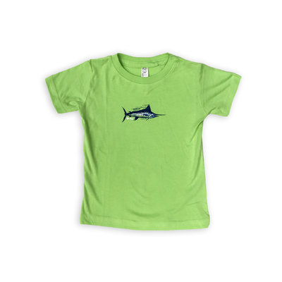 Big Rock Toddler Speedy Marlin T-Shirt