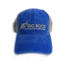 Big Rock Horizontal Streak Trucker Hat