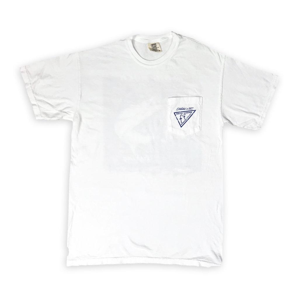 Big Rock Chalkboard Marlin Short Sleeve T-Shirt