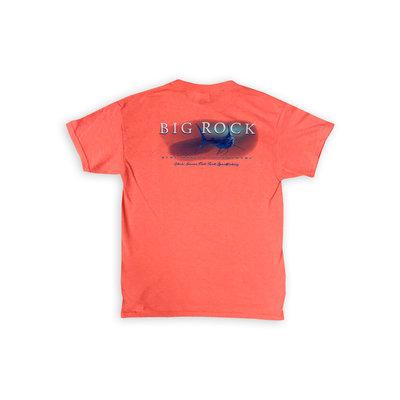 Big Rock Youth Trophy Marlin Short Sleeve T-Shirt (2 Colors)